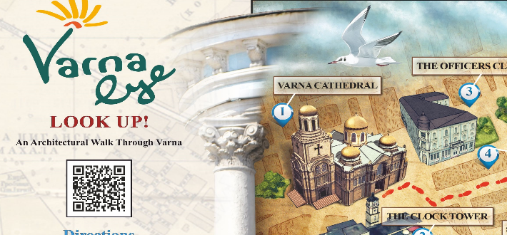 19th Century Architectural Tour of Varna taking in some of the best known buildings and features